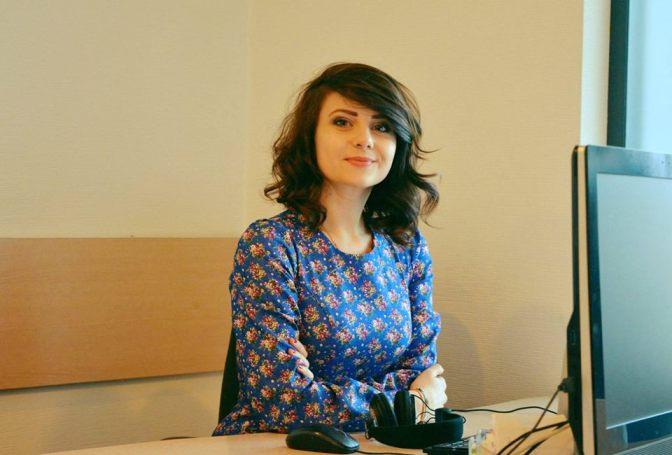 Alina Panico s-a mutat la Bucureşti!