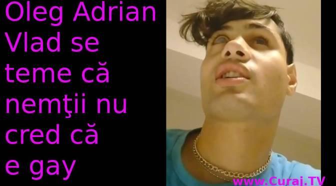 Oleg Adrian rămîne credincios (ru)