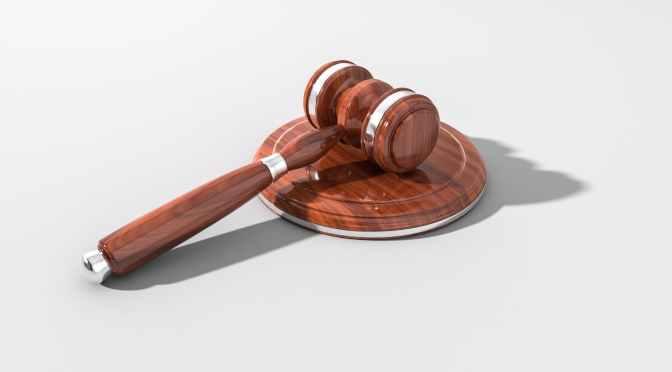 Acțiuni ilegale din partea judecătorilor