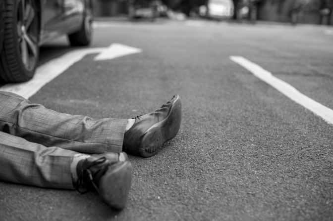 Accident rămas nepedepsit la Cimișlia, șoferul beat a revenit în trafic