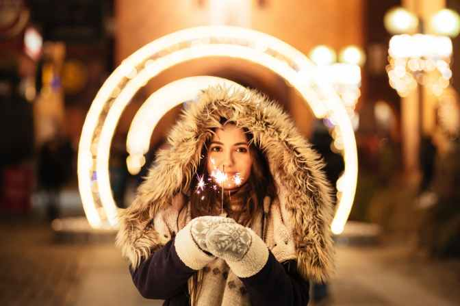 Tradiţii exotice de Revelion la Ciorani, Prahova