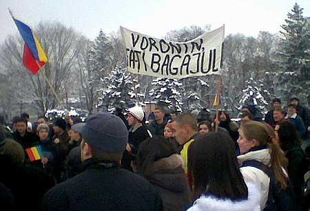 Hyde Park Moldova. De 15 ani pe baricade