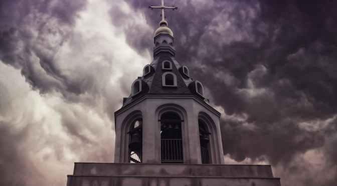 Nu mergi tu la biserică, vine biserica la tine