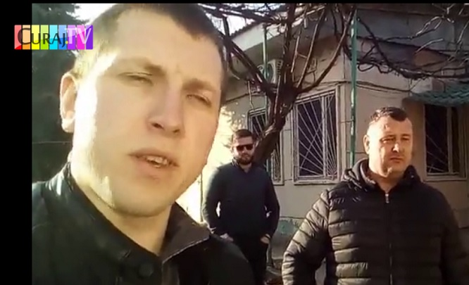Grigorciuc a fost reținut pentru altercația cu deputatul Sîrbu