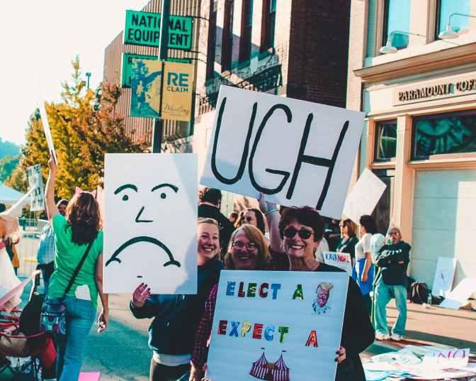Marș pentru respectarea drepturilor femeilor // 8 martie – Chișinău