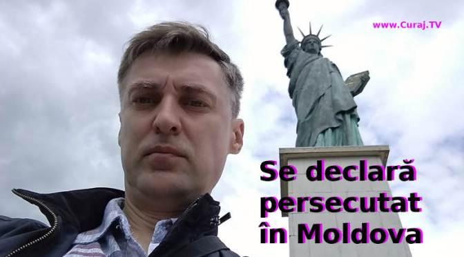Se declară persecutat. Activist civic de la Bălţi ajuns în Europa (ru)
