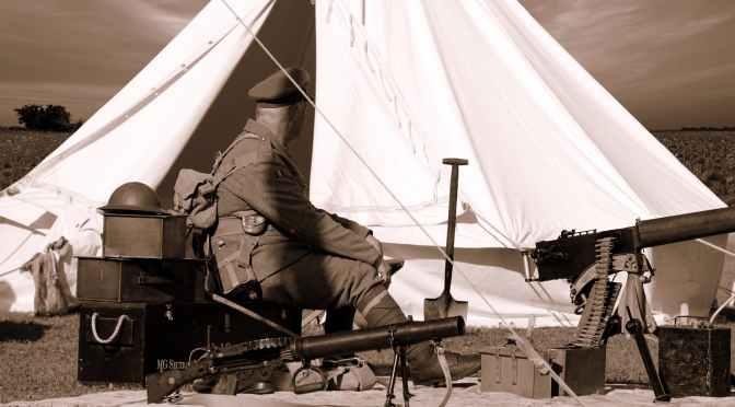 Amintiri de la război, filmează un veteran