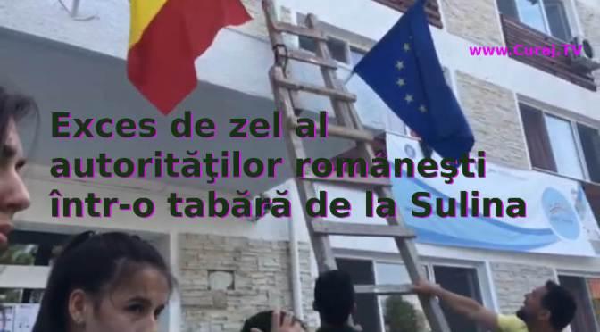 Incident revoltător la o tabără de adolescenţi de la Sulina