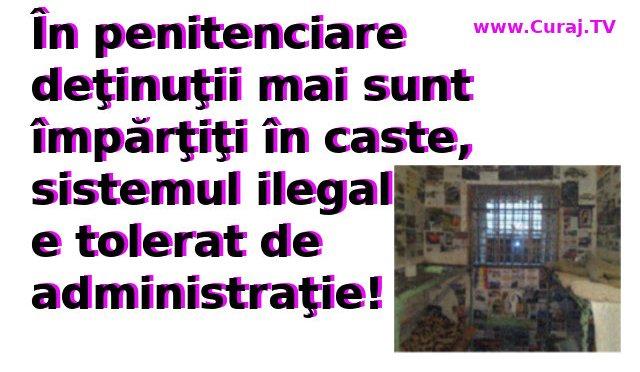 Mărturie şocantă despre castele din închisori