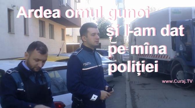 Am pus poliția la treabă contra poluării
