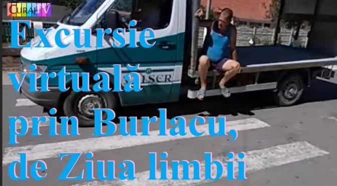 Excursie virtuală prin Burlacu, sat fondat de nemți